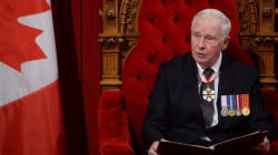 Throne Speech Reiterates Big Liberal