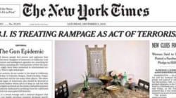 Era dal 1920 che il New York Times non pubblicava un editoriale in prima pagina. Ecco perché l'ha