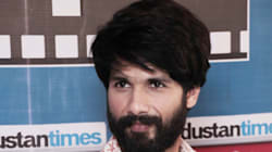 Shahid Kapoor Says Goodbye To His