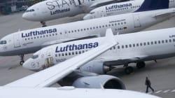Pasajeros de avión alemán reducen a un hombre que quiso entrar en la
