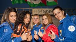 Mujeres, palestinas y pilotos de