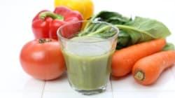 タイミングを間違えるとかえって太る? 野菜ジュースの正しい飲み方