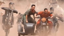 The First Look Of 'Dishoom', Starring John Abraham And Varun