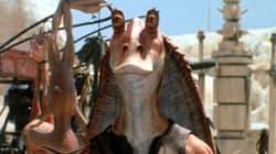 Bonne nouvelle pour les fans de Star Wars, Jar Jar Binks n'est pas dans le