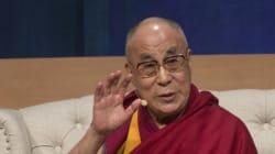 Le dalaï lama invite à
