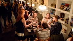 Le Colonel Moutarde: restaurant, bar et... jeux de société!