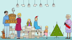 Redesigning Christmas, il Natale a casa di architetti appassionati di