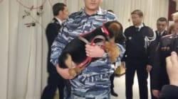 Le chiot policier Dobrynya, remplaçant de Diesel, a été présenté