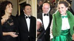 Prima della Scala: nel palco reale Renzi e la moglie Agnese