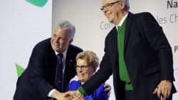 Three Provinces Sign Cap-And-Trade Agreement In