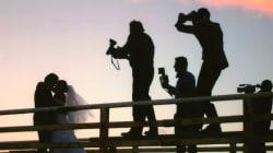 Your Wedding Photographer Is Secretly Thinking: 'I Hope It
