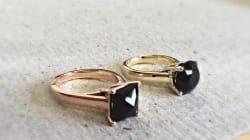 La minute positive: fabriquer des bijoux à partir de déchets vitrifiés