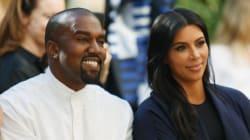 Kim Kardashian And Kanye West Name Newborn Son