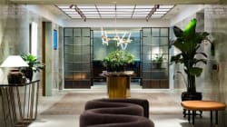 This Airport Lounge Is Setting New Design Standards In Luxury