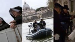 Ladri travestiti da poliziotti, rosari falsi, agenti pattugliano il Tevere: anche questo è