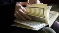 Surprise! Ces passages ne viennent pas du Coran, mais bien de la