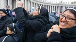 Non è il filo della paura a collegare piazza San Pietro al teatro