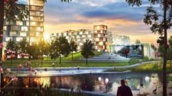 Solar Uniquartier: un projet immobilier d'un milliard voit le jour à Brossard