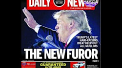 Sur sa Une, un quotidien américain fait un rapprochement entre Trump et