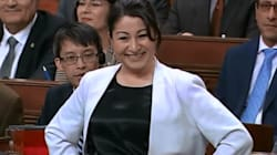 Rookie Cabinet Minister Smiles Amid Tory