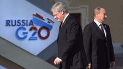 Despite Harper's Russia Rhetoric, Tories Set Clear