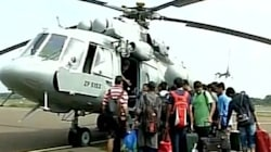 IAF Winds Up Rescue Operations In Chennai After Saving Hundreds Of Stranded