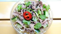 Vite-fait, bien fait, bouillon de nouilles soba, retour