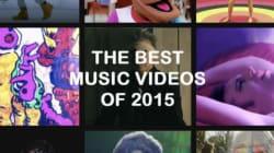 I 25 video musicali migliori del