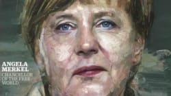 Angela Merkel est la personnalité de l'année du Time