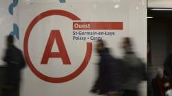 Grève sur le RER A pour dénoncer les consignes sur les colis