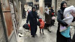 シリアで最も行き場のないのは難民ではない。国内に閉じ込められている人々なのだ