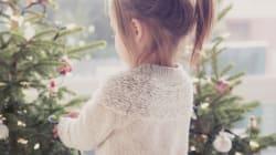 Les doux Noëls silencieux d'une petite