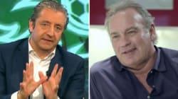 Pedrerol arremete contra la 'maldita vergüenza' de Bertín