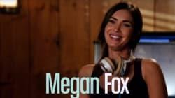 Les premières images de Megan Fox dans