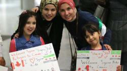 L'histoire des premières familles de réfugiés accueillies par