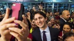 Parce que 2015 tire à sa fin, les meilleurs moments de Justin Trudeau