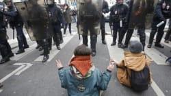 A Parigi lo stato d'emergenza silenzia la protesta