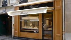 Une bijouterie braquée près de l'Elysée, un million d'euros