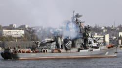 Nave russa spara colpi d'avvertimento contro vascello turco