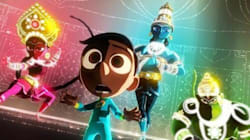 'I Wanted My Name To Be Travis': A Conversation With The Creator Of Sanjay's Super