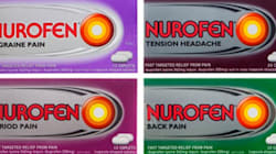 Nurofen Forced To Pull 'Misleading' Back And Period Pain