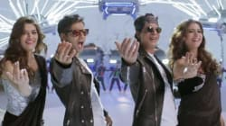The 'Dilwale' Cast Shakes A Leg To 'Tukur