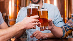 B.C. Has Been On A Boozy Bender, Researchers
