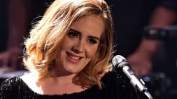 Adele à Montréal en 2016