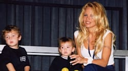 Pamela Anderson's Sons Are All Grown