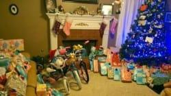 Trop de cadeaux sous le sapin? Arrêtez de