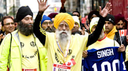 Hundred-Year-Old Marathoner Won't Get His