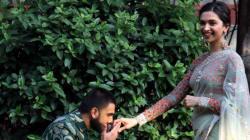 Ranveer Can't Stop Praising Deepika's Acting