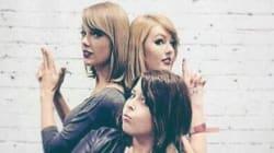Taylor Swift rencontre un
