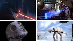 Les innovations de Star Wars sont-elles devenues techniquement